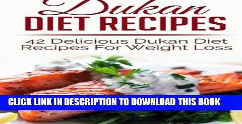 Dukan Diet Recipe Book Pdf