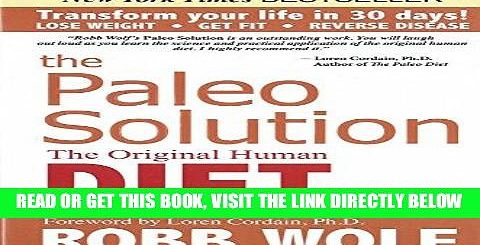 Paleo Solution Pdf